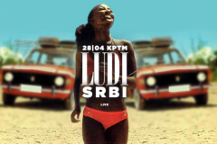 LUDI SRBI LIVE U KPTM-u + TECHNO AFTER SA MILES NITCH-om I TKNO-om