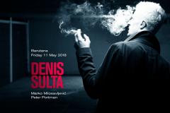 Denis Sulta prvi put nastupa u Beogradu