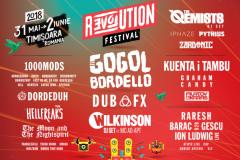 Objavljen celokupan program Revolution festivala