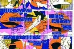 Nezavisni izdavači, slikari, strip crtači - svemirski program u CUK Imago i Uličnoj galeriji