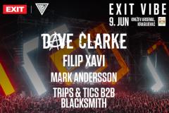 Zagrevanje za najbolji evropski festival počinje - EXIT VIBE 9. juna u Kragujevcu!