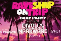 Rave Ship On Trip: Po prvi put kod nas BOAT PARTY!