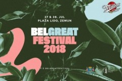 Belgreat festival u julu na zemunskom Lidu