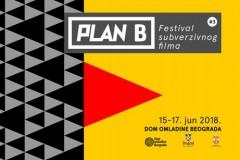 PLAN B – 3. Festival subverzivnog filma
