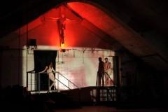 Predstava Granična lepota 16. juna u klubu Drugstore