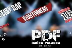 Sutra počinje drugi Palanački Dunav fest u Bačkoj Palanci