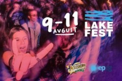 Poznat kompletan spisak izvođača za LAKE FEST 2018