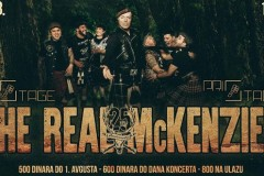 The Real McKenzies krajem avgusta na PRIS Stage-u!
