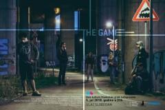 DKSG predstavlja: Predstava The Game, četvrtak 5. jul