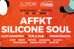 ELEMENT #2: Silicon Soul i AFFKT na Kastelu
