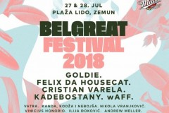 Beograd vam poklanja BELGREAT!