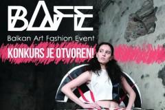 BAFE: Otvorene regionalne prijave za mlade modne dizajnere za izlaganje na BAFE FESTIVALU