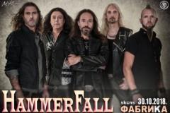 Legende power heavy metal scene prvi put u Novom Sadu!