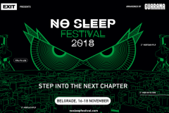 EXIT pokreće novi No Sleep Festival u Beogradu