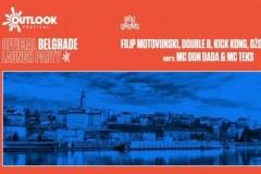 Beogradsko zagrevanje za 11. Outlook festival 17. avgusta u KC Grad