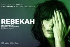 Green Love pod otvorenim nebom dovodi svetsku dark techno zvezdu Rebeku
