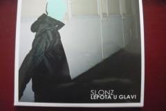 SLONZ CD LEPOTA U GLAVI / R n R records / 2018.