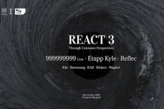Poznati svi protagonisti trećeg REACT-a