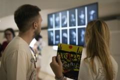 Otvorena izložba ''Nestali'' u foajeu Dvoarane Kulturnog centra Beograda