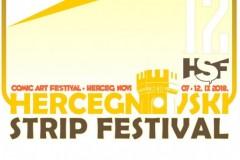 Dvanaesti HSF - Jedan grad, tri koncerta, četiri izložbe, 16 lokacija, sedamdeset umjetnika