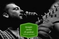 Straight Jackin slavi 25. rođendan na otvaranju koncertne sezone u Božidarcu!