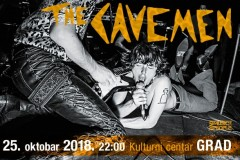 THE CAVEMEN (Auckland, New Zealand) @KC GRAD