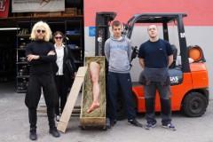 Ivan Divan: Izložba prostornih instalacija ''Tu sam''