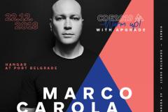 Istina je: Marco Carola u Beogradu