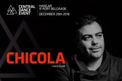 Chicola na subotnjoj progressive avanturi u okviru Central Dance Event-a