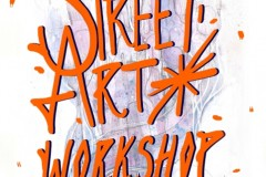 KC Baraka: STREET ART WORKSHOP