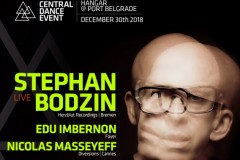 MAESTRO LIVE ACT-a STEPHAN BODZIN NA CENTRAL DANCE EVENT-u