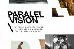Paralel vision 2018: Treće izdanje Festivala muzičkog filma