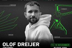 Olof Dreijer, Randomer, François X i oko 30 izvođača u klubu Drugstore na No Sleep Festivalu!