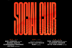 Late Night Social Club / Novembar 2018.