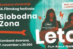 Slobodna Zona počinje 7. novembra, otvara je Rodoljub Šabić