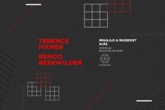 Terence Fixmer i Remco Beekwilder u Dragstoru