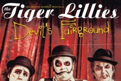 THE TIGER LILLIES 3. decembra u Domu omladine Beograda