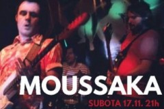 Kad se spoje kalifornijski surf i balkanska tradicija: Bend Moussaka večeras u Poletu!