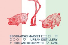 Otvaranje Beogradskog Marketa 28. novembra