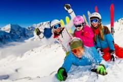 Želite li da naučite da skijate? Ova zima je idealna prilika za to