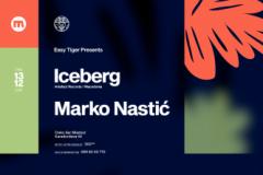 Easy Tiger predstavlja Iceberga