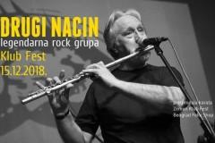 DRUGI NAČIN U FESTU - legendarni zagrebački rok majstori stižu u Zemun!