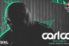 Povratak kralja: Carl Cox stiže na EXIT sa specijalnim trosatnim setom!