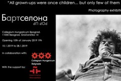 Бартcелона pop up photography exhibition by Imre Szabó