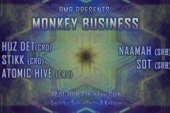PMR presents: Monkey Business