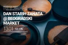 Stari zanati u Beogradskom Marketu