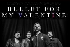 MM Concerts predstavlja:  BULLET FOR MY VALENTINE u Beogradu!