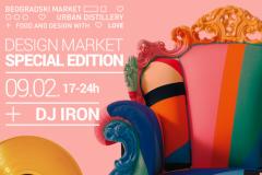 Design Market Special Edition ili kako provesti subotnje veče