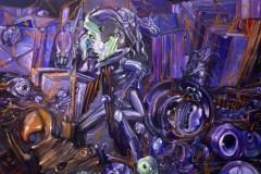 """Izložba """"Katabasis"""" u Galeriji 73"""