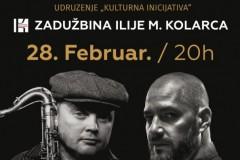 Oleg Kirejev i Vasil Hadžimanov zajedno 28. februara u Beogradu